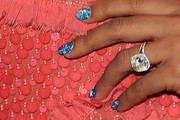 La La Anthony Glitter Nail Polish