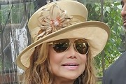 La Toya Jackson Decorative Hat