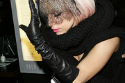 Lady Gaga Full Sleeve Gloves