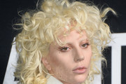 Lady Gaga Shoulder Length Hairstyles