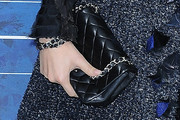 Laetitia Casta Chain Strap Bag