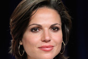 Lana Parrilla Short Wavy Cut