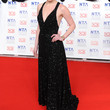Lara Pulver Clothes - Evening Dress
