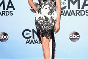 Laura Bell Bundy Fishtail Dress