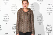 Laura Carmichael Tweed Jacket