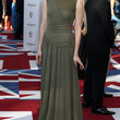 Laura Haddock Clothes - Evening Dress
