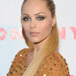 Laura Vandervoort Hair - Ponytail