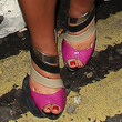 Lauren Goodger Platform Sandals
