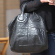Lea Michele Leather Tote