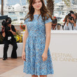 Lea Seydoux Clothes - Print Dress