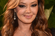 Leah Remini Long Hairstyles