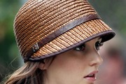 Leighton Meester Decorative Hat