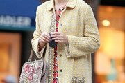 Leighton Meester Tweed Jacket