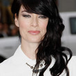 Lena Headey Long Wavy Cut with Bangs