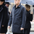 Leonardo DiCaprio Clothes - Raincoat