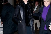 Liberty Ross Leather Coat