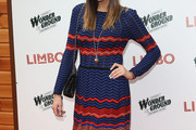 Lilah Parsons Print Dress