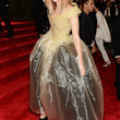 Lily Cole Clothes - Evening Dress