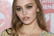 Lily-Rose Depp Long Hairstyles