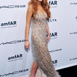 Lindsay Lohan Clothes - Beaded Dress