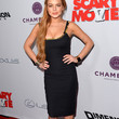 Lindsay Lohan Clothes - Little Black Dress