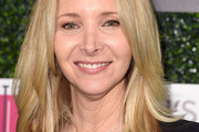 Lisa Kudrow Shoulder Length Hairstyles