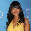 Lisa Raye Long Curls with Bangs