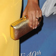 Lisa Raye Handbags - Metallic Clutch