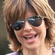Lisa Rinna Sunglasses - Aviator Sunglasses