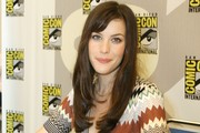Liv Tyler Medium Layered Cut