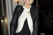 Liz Mcclarnon Leather Jacket