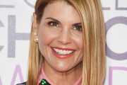 Lori Loughlin Shoulder Length Hairstyles
