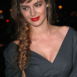 Louise Bourgoin Long Braided Hairstyle