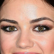 Lucy Hale Metallic Eyeshadow