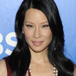 Lucy Liu Long Wavy Cut