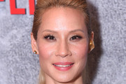 Lucy Liu Long Hairstyles