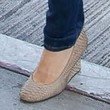 Lucy Liu Wedges