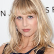 Lucy Punch Hair - Long Wavy Cut with Bangs