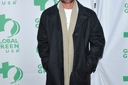 Luke Perry Wool Coat