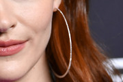 Madeline Brewer Hoop Earrings