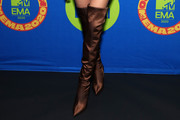 Madison Beer Boots