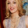 Madonna Jewelry - Layered Diamond Necklace