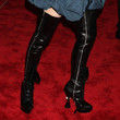 Madonna Shoes - Over the Knee Boots