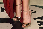 Malin Akerman Evening Sandals
