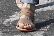 Mandy Moore Flat Sandals