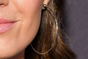 Mandy Moore Hoop Earrings