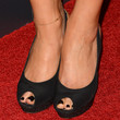 Maria Menounos Shoes - Peep Toe Pumps