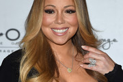 Mariah Carey Long Hairstyles