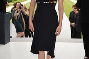 Marion Cotillard Knee Length Skirt