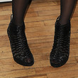 Mary Alice Stephenson Cutout Boots